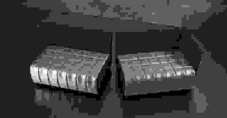 Sofa HALF od Delicious Concept Nowoczesny