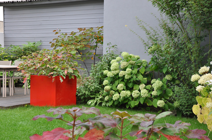 Nowoczesny ogród od GARDEN TROTTER Nowoczesny