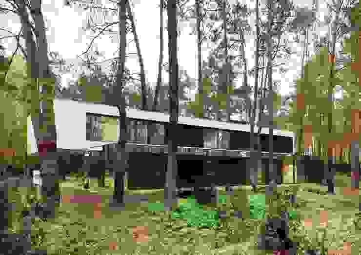 Casas de estilo  por REFORM Architekt Marcin Tomaszewski