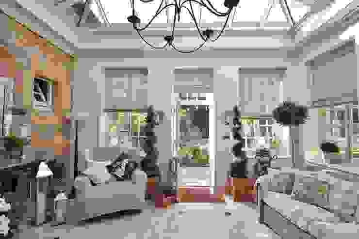 Hardwood Orangery Зимний сад в классическом стиле от Hampton Windows Классический