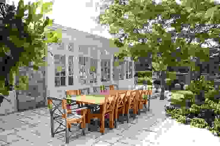 Hardwood Orangery Hampton Windows Classic style conservatory