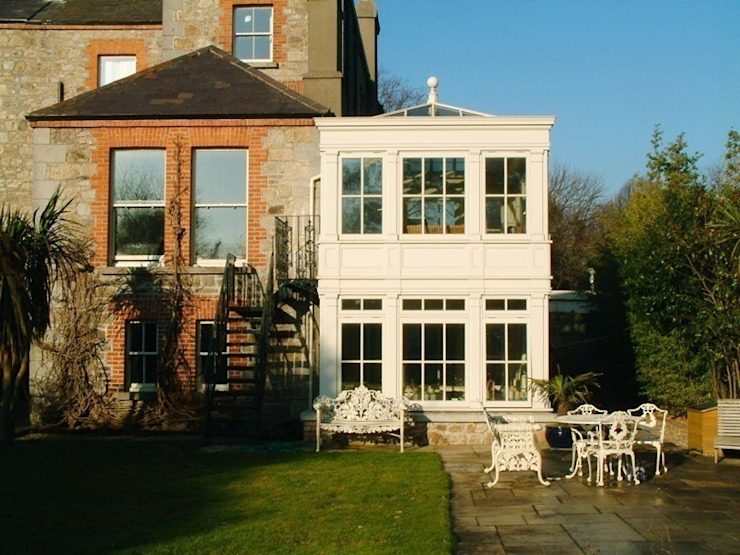 Hardwood Orangery by Hampton Windows Класичний