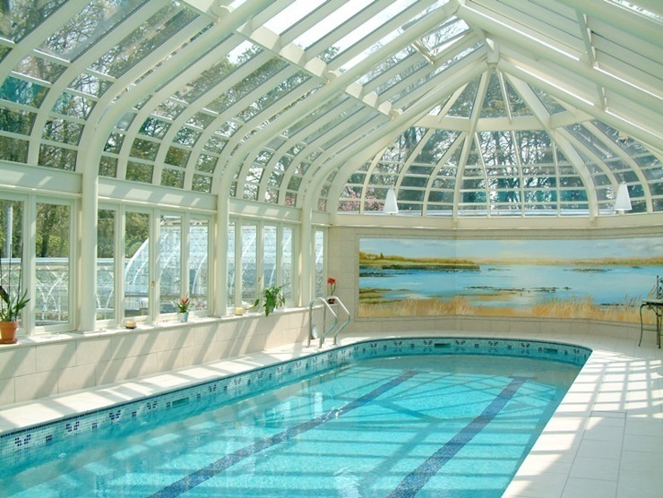 Conservatory by Hampton Windows,