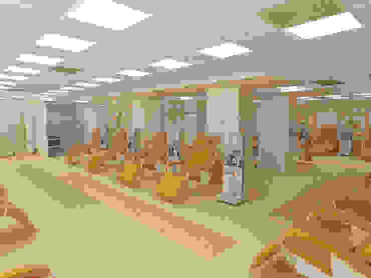 KAZAKİSTAN DİYALİZ MERKEZİPROJE ÇALIŞMASI Modern Hastaneler ARCHES DESIGN Modern
