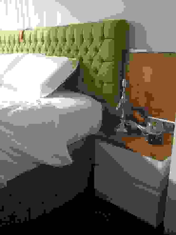 Yatak Odası Akdeniz Yatak Odası İdea Mimarlık Akdeniz