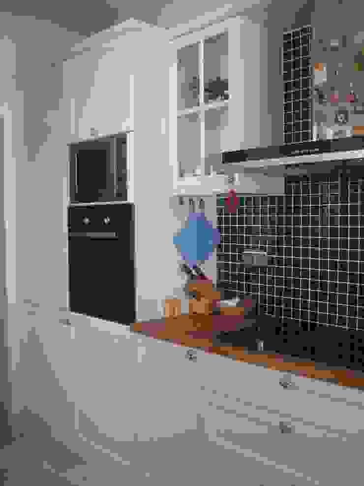 Mutfak Akdeniz Yatak Odası İdea Mimarlık Akdeniz