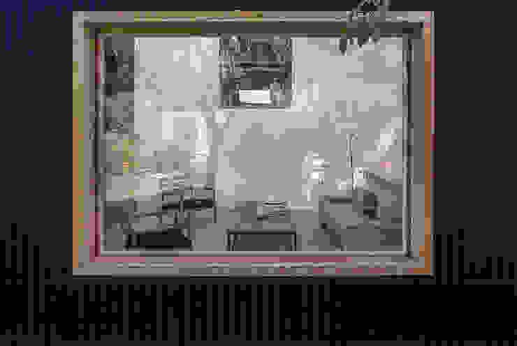 REFLET Salon scandinave par bertin bichet architectes Scandinave