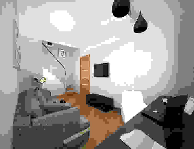 Минимализм в доме Детская комнатa в стиле минимализм от Дизайн студия 'Чехова и Компания' Минимализм