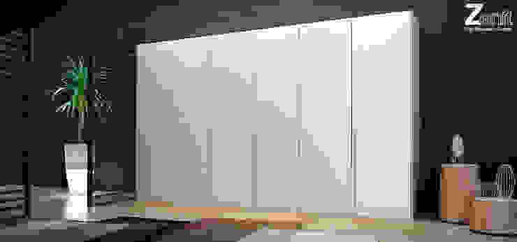 Armario Zenit Vestidores de estilo minimalista de ALVIC Minimalista