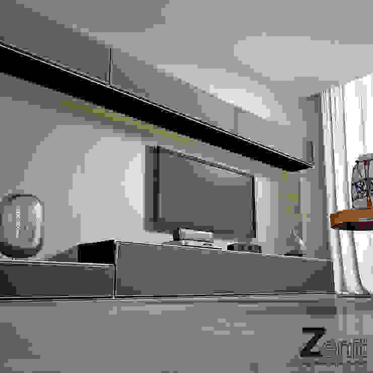 Mobiliario para el hogar Zenit Salones de estilo minimalista de ALVIC Minimalista