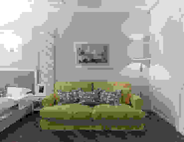 Квартира с элементами прованса Спальня в классическом стиле от Дизайн студия 'Чехова и Компания' Классический
