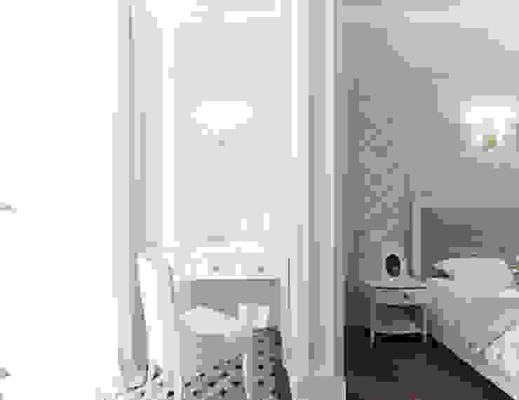 Квартира с элементами прованса Рабочий кабинет в классическом стиле от Дизайн студия 'Чехова и Компания' Классический