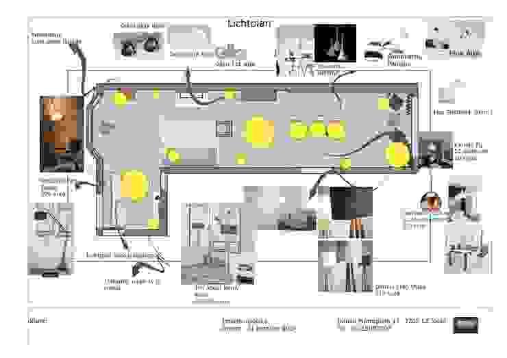 Visualisatie en interieurvoorstel van Mood Interieur