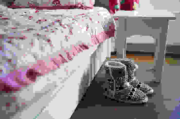 Begeleiden verbouwing, interieur-voorstel en levering van de meubels Mood Interieur Rustieke kinderkamers