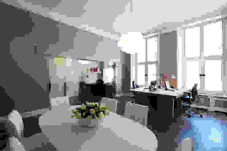 Interieur-advies advocatenkantoor Moderne kantoorgebouwen van Mood Interieur Modern