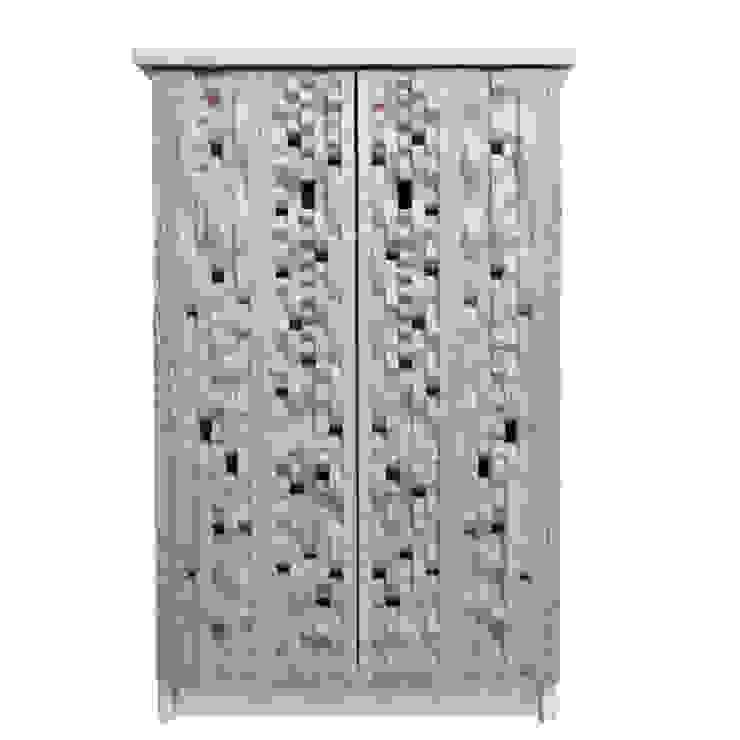 Kastje in gezaagd wit: modern  door atelier delfts hout, Modern