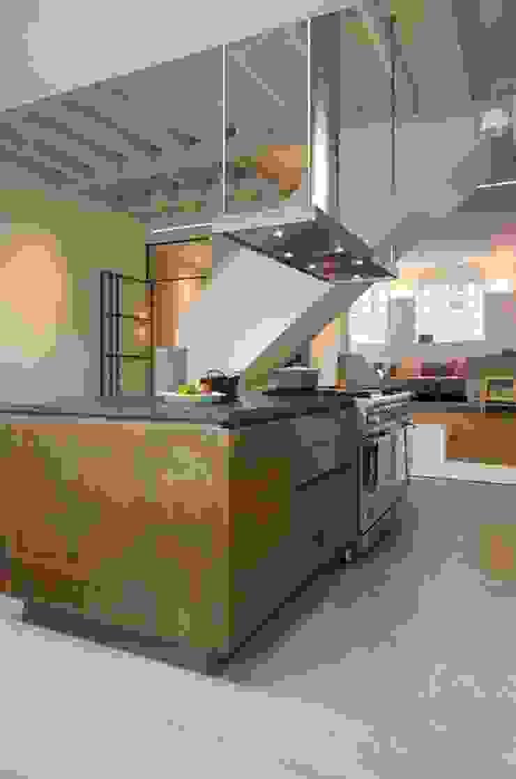 Bennebroekstraat, Amsterdam Moderne keukens van Bendien/Wierenga architecten Modern