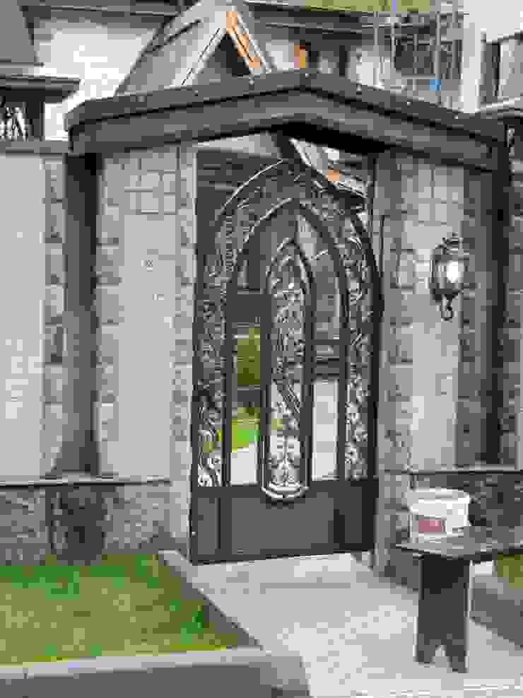 Загородный дом от Leonid Voronin Architect Классический