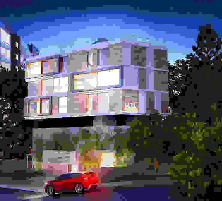 M355, Edificio de Lofts duplex - Porto Alegre / Brasil Casas modernas por hola Moderno