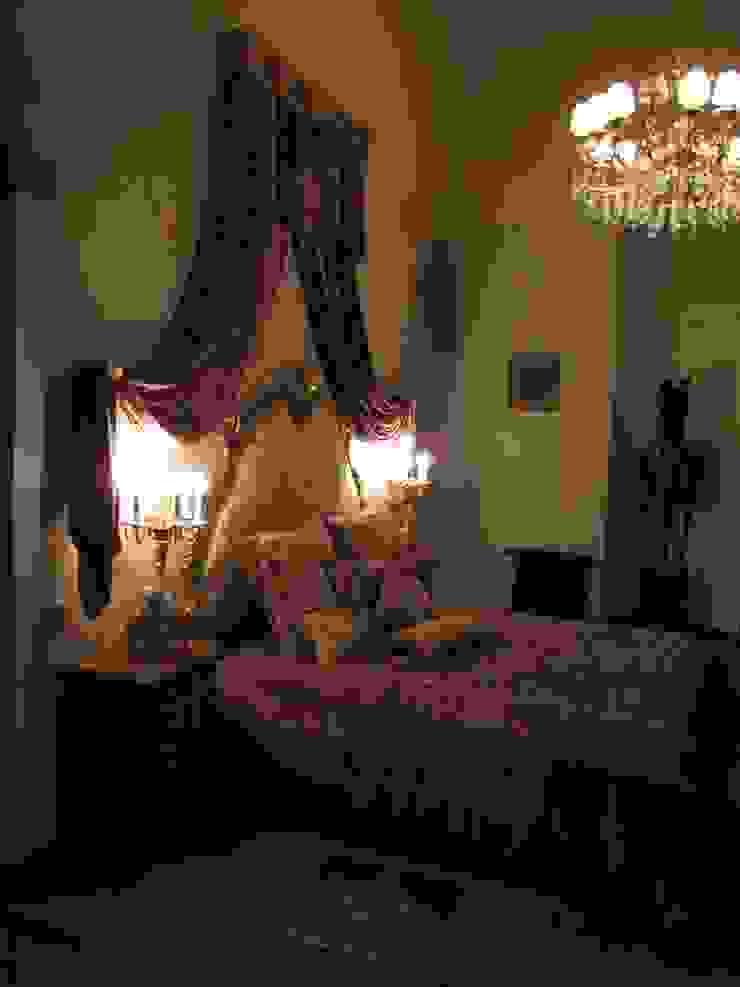 Загородный дом Спальня в классическом стиле от Leonid Voronin Architect Классический