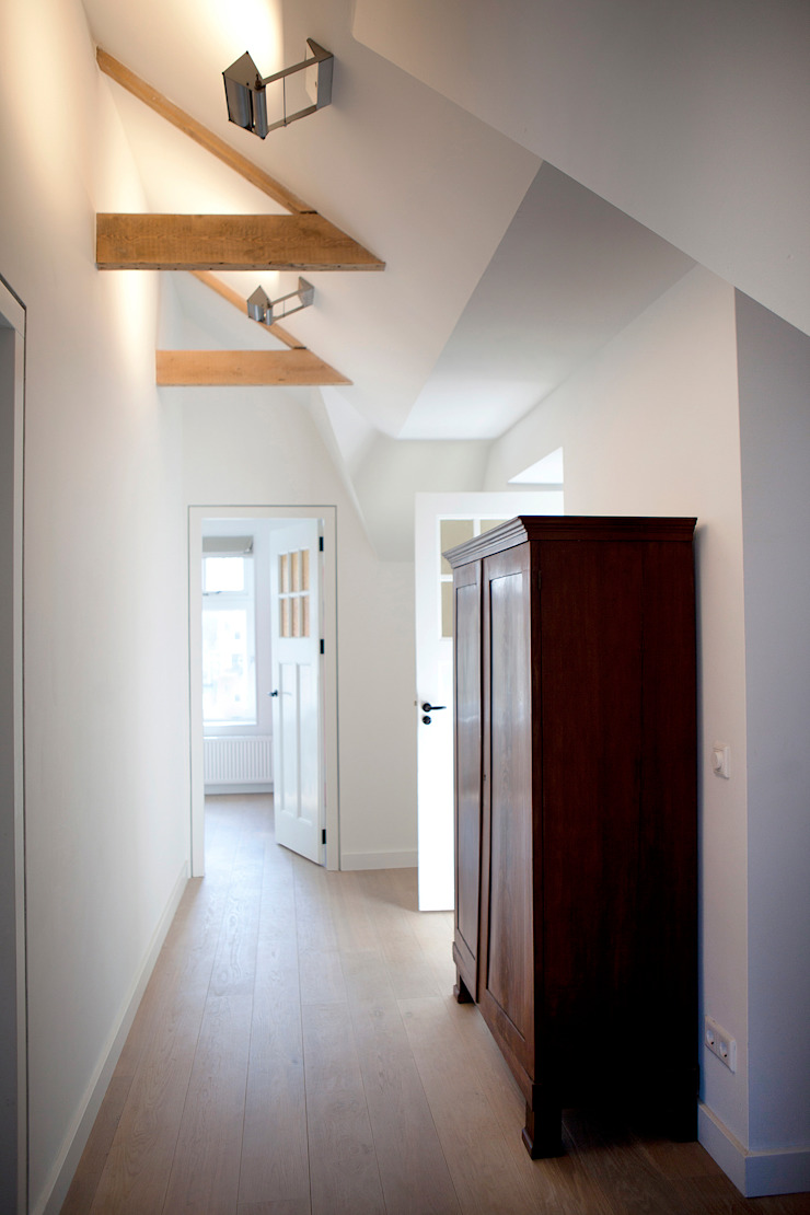 Binnenvorm Modern Corridor, Hallway and Staircase