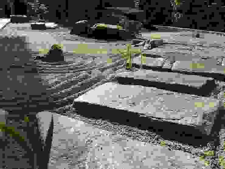 Jardines de estilo  por Gärten für die Seele - Harald Lebender , Asiático