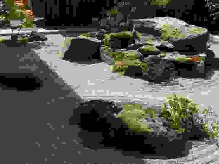 ZEN-Garten Asiatischer Garten von Gärten für die Seele - Harald Lebender Asiatisch