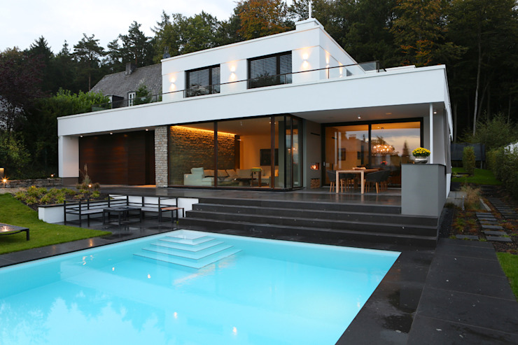 Villa by DG/D Architekten