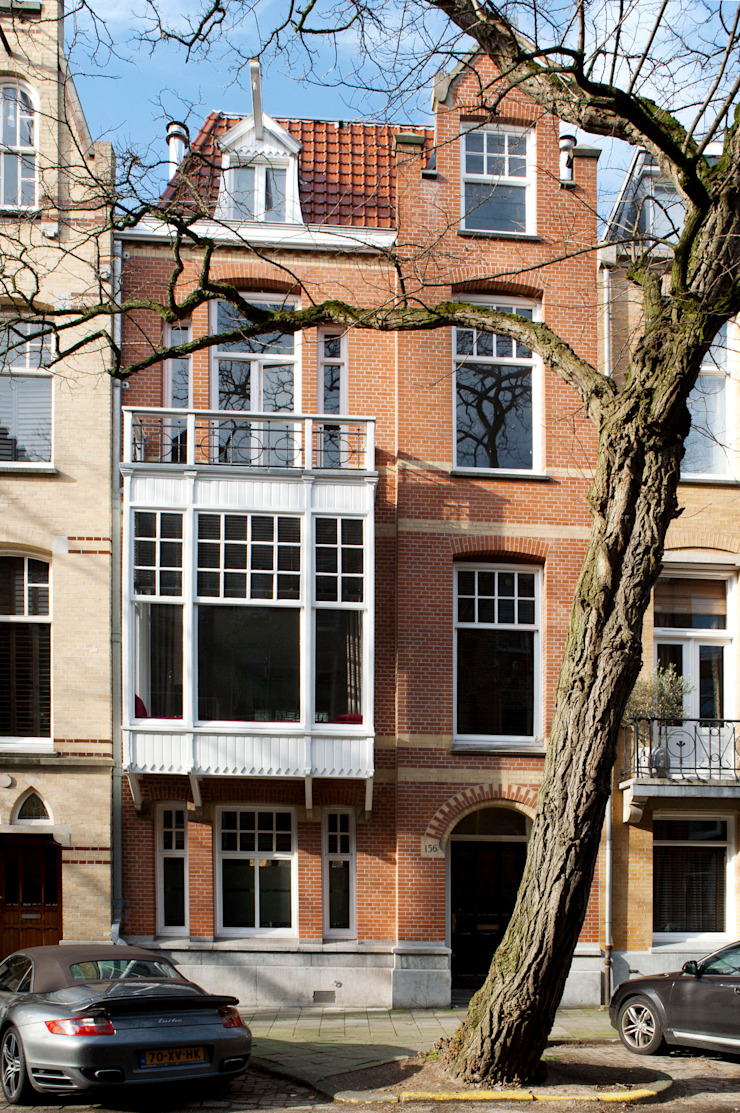 Klasyczne domy od Binnenvorm Klasyczny
