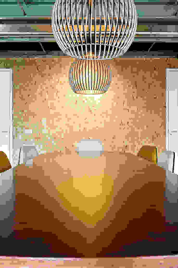 Filmproductie kantoor Lemming Film, Amsterdam: modern  door Binnenvorm, Modern