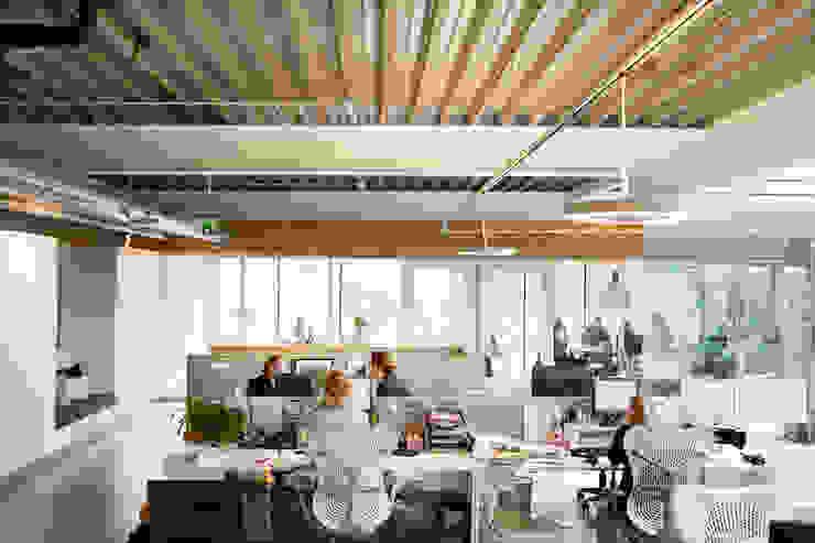 Filmproductie kantoor Lemming Film, Amsterdam Moderne kantoorgebouwen van Binnenvorm Modern
