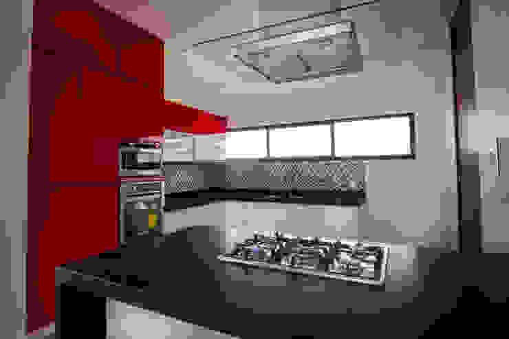 Cocina Cocinas modernas de BANG arquitectura Moderno