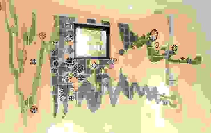 Salle de bain moderne par José den Hartog Moderne