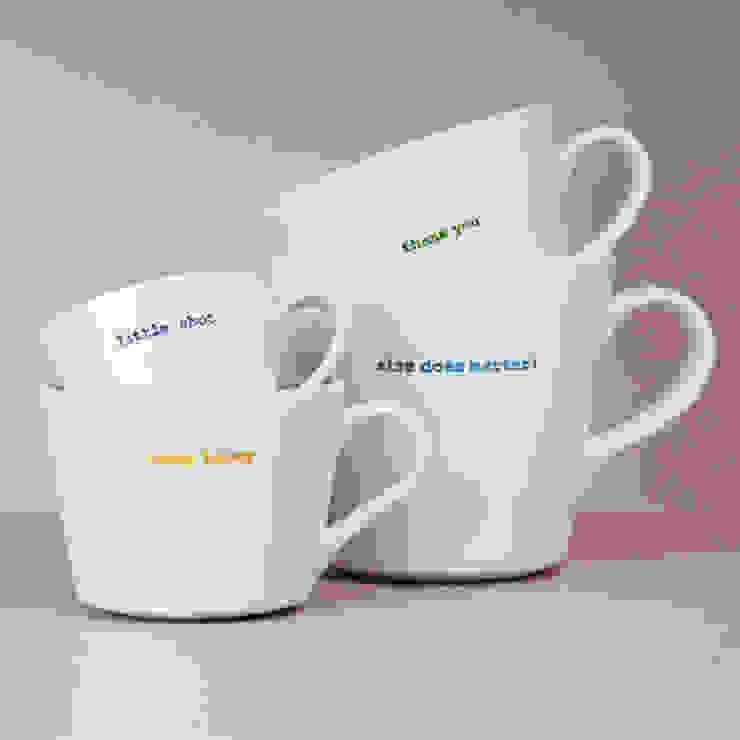 Bucket mug range: modern  by Keith Brymer Jones, Modern