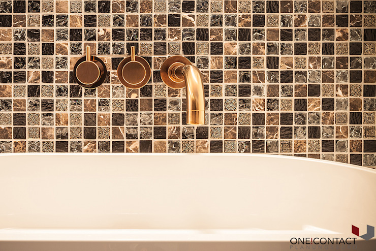 Eclectic style bathroom by ONE!CONTACT - Planungsbüro GmbH Eclectic