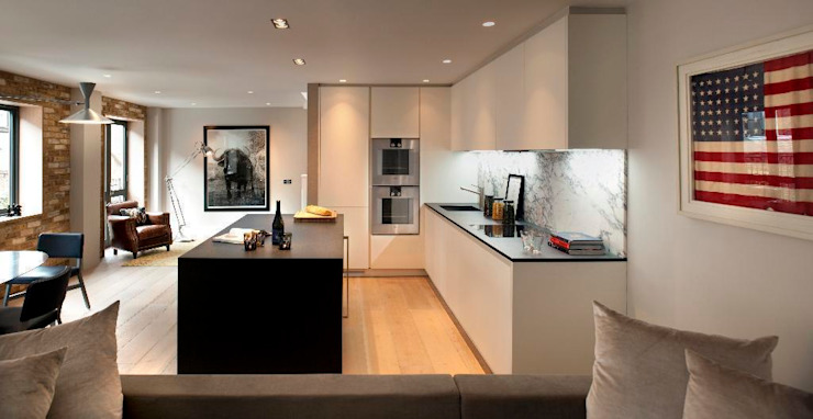 Kitchen Modern kitchen by TG Studio Modern
