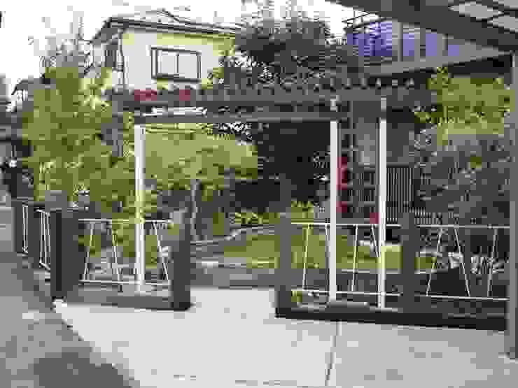 Jardines rurales de 空間工房 欅 Rural