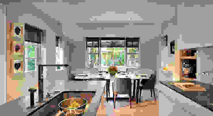 Kitchen Modern kitchen by TG Studio Modern