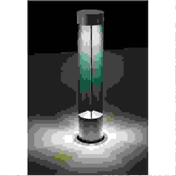 Iluminação de Jardins Jardins modernos por Volani - Lighting Designs, Lda Moderno