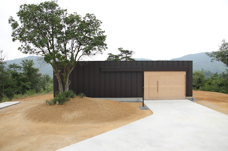 Hinanai Village House Modern Houses by dygsa Modern