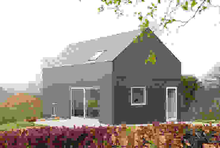 모던스타일 주택 by Atelier d'Architecture Geoffrey Noël 모던