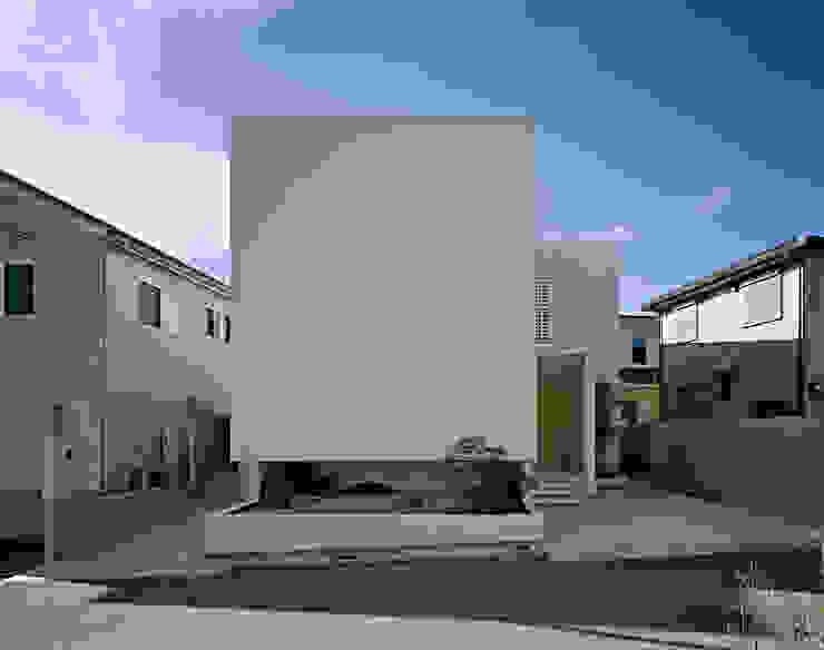 方庵 ミニマルな 家 の 和泉屋勘兵衛建築デザイン室 ミニマル
