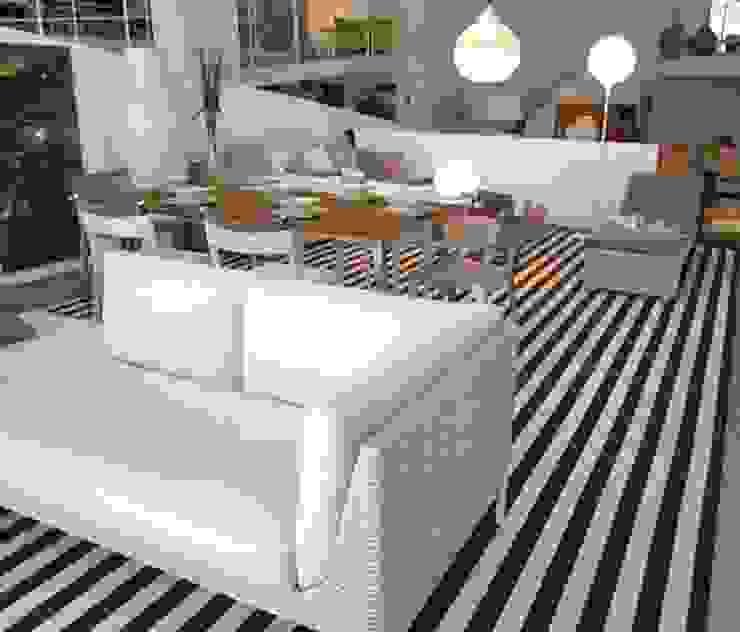 Oficinas y Tiendas de estilo  por Alfombras Veo Veo  , Moderno