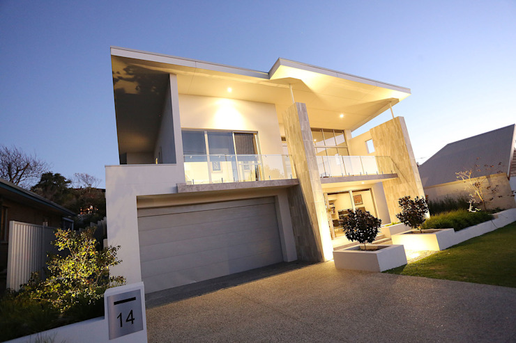 Finished Homes Modern houses by New Home Building Brokers Modern