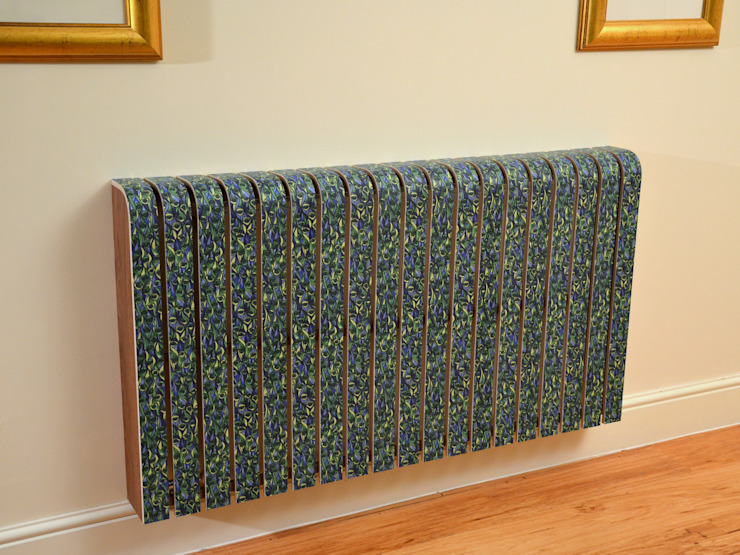 Fabric Radiator Cover: modern  by Cool Radiators? It's Covered!, Modern Textile Amber/Gold