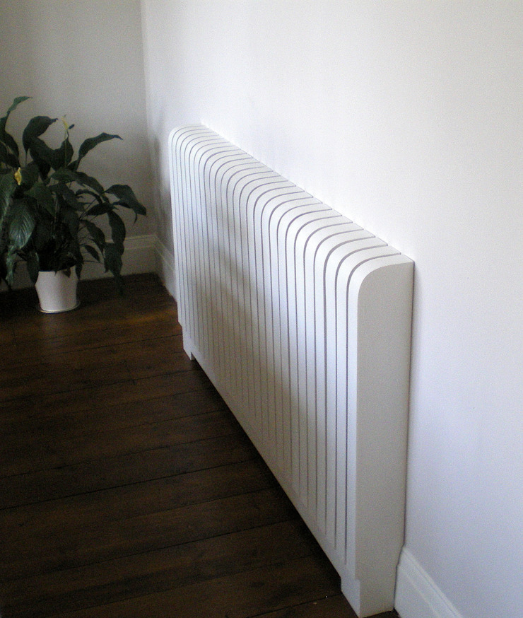 Painted Radiator Cover: classic  by Cool Radiators? It's Covered!, Classic MDF