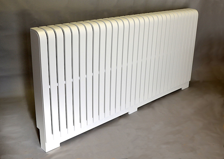 Painted Radiator Cover: modern  by Cool Radiators? It's Covered!, Modern MDF