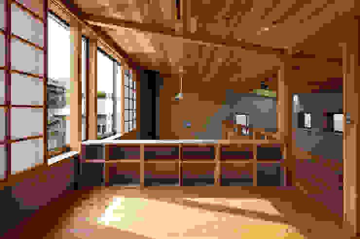 ながらの家 モダンな 家 の たなはしゆか建築設計アトリエ モダン