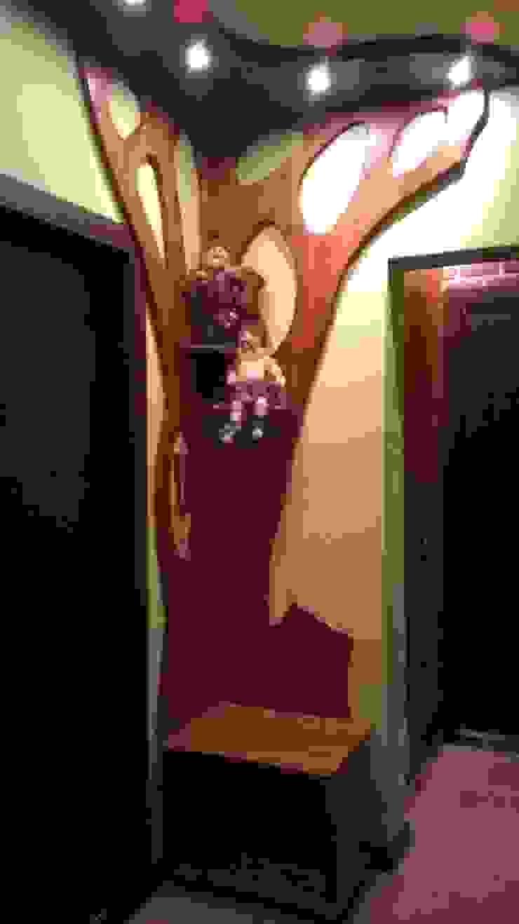 Квартира 36 м2 в Москве от ООО ПрофЭксклюзив Студия дизайна интерьеров Эклектичный