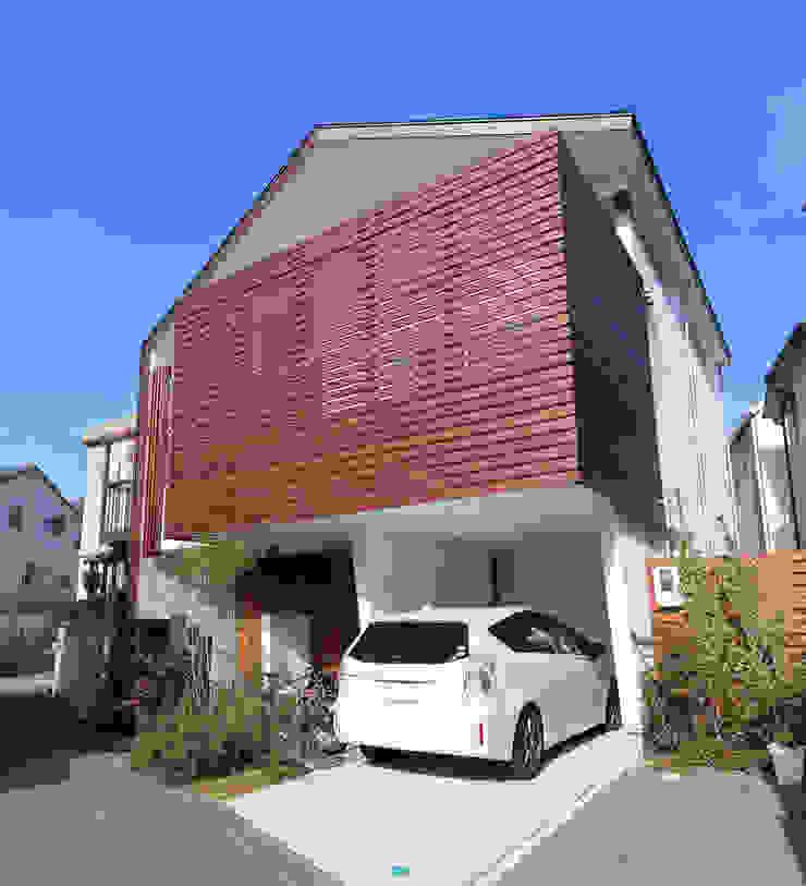 HOUSE T・N オリジナルな 家 の nagena オリジナル